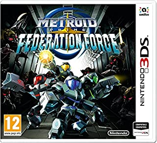 Metroid Prime: Federation Force (B00ZV871NA) | Amazon Products