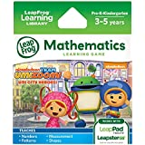 LeapFrog 39145 Team Umizoomi Learning Game for LeapPad and Leapster