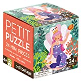 Petit Collage 24 Pieces Puzzle, Mermaid
