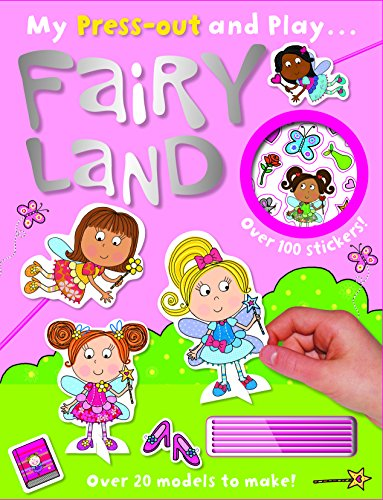 Press-Out and Play: Fairy Land