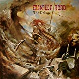Manilla Road: The Deluge (Ultra Clear Vinly) [Vinyl LP] (Vinyl)