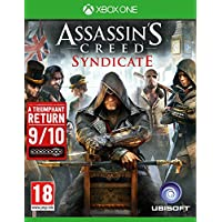Assassins Creed Syndicate Video Game for Xbox One