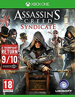 Assassin's Creed Syndicate (Xbox One) (B00XHS0O30) | Amazon price tracker / tracking, Amazon price history charts, Amazon price watches, Amazon price drop alerts
