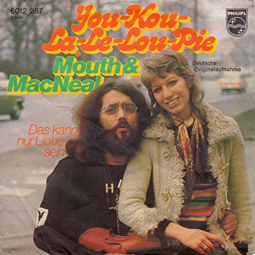 You-Kou-La-Le-Lou-Pie / Das Kann Nur Liebe Sein (Let Your Life Lead By Love) (Deutsche Originalaufnahme) / 6012 287 (Kann Vinyl Box)