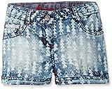 UFO Girls' Shorts (SS16-DF-GKT-178_Indig...