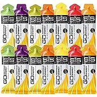 SIS Go energía isotónica Gel 60 ml tubos - sabores mezclados (14 unidades)