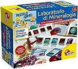 Lisciani 46393–Piccolo Genio Labor der Mineralogie (evtl. nicht in deutscher Sprache)