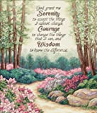 (D35162) - Dimensions Counted X Stitch - Gold, Courage & Wisdom