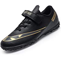 Rokiemen Football Shoes for Boys, Girls, Teenagers, FG/AG Competition Athletics Training, Outdoor Football Shoes