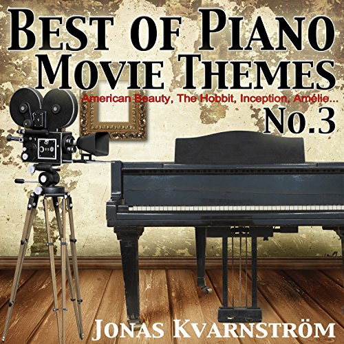 Best of Piano Movie Themes No....