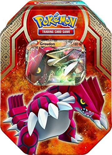 Xy Pokemon Box Booster (Pokémon TCG XY - Frühling Tins Sammelkartenspiel, Legends of Hoenn Tin  (Englisch))