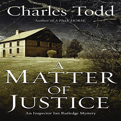 A Matter of Justice  Audiolibri