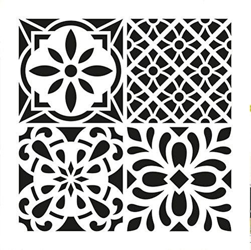pochoir-carreau-ciment-30-x-30-cm-pochoir-artemio-pochoir-stencil
