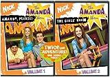 Amanda Show: Amanda Please 1 & Girls Room 2 [Import USA Zone 1]