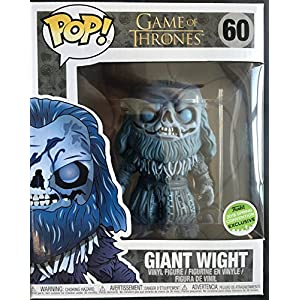 Game of Thrones Pop! Vinyl - Giant Wight (Spring Convention Exclusive) #60