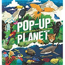 Pop-up Planet: From the highest mountain to the deepest ocean