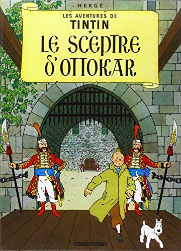 Le sceptre d'Ottokar par Hergé