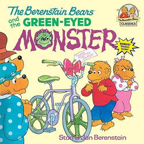 The The Berenstain Bears and the Green-eyed Monster