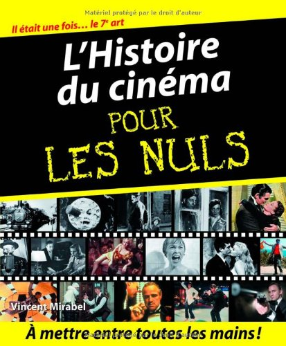 L'histoire du cinéma par Vincent Mirabel