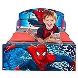 Spiderman Kleinkind-Bett mit Schaumstoffmatratze