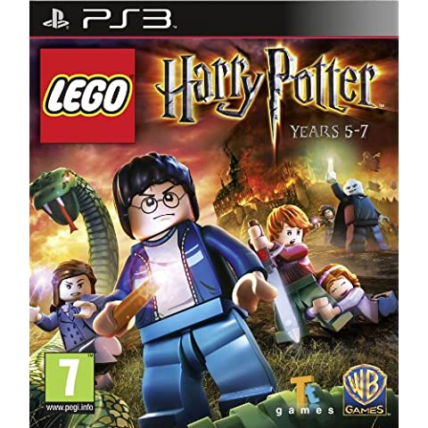 Lego Harry Potter Years 5-7  [Edizione: