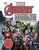Marvel Avengers: Lexikon der Superhelden