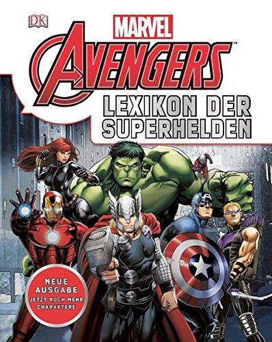 Marvel Avengers: Lexikon der Superhelden - Marvel-charakteren Dem Universum Und