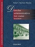 Derecho Administrativo 1er curso