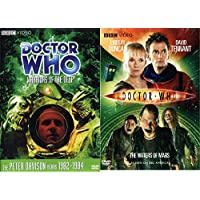 Who Combo Pack Doctor Who DVD: The Waters of Mars + Warriors of the Deep Peter Davidson