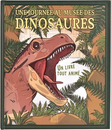 Une journée au musée des dinosaures par Tom Adams