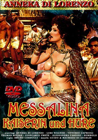 Messalina 1 - Kaiserin und Hure