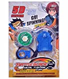 #4: Imported BB105 4D System Beyblade Set