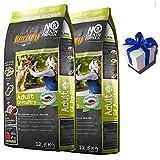 2 x 12,5 kg Belcando Adult GF Poultry getreidefreies Hundefutter + Geschenk