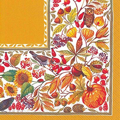ideal-home-range-20-count-luncheon-napkins-autunno-bellino-ochre