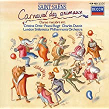 Saint-Saëns: Carnival of the Animals