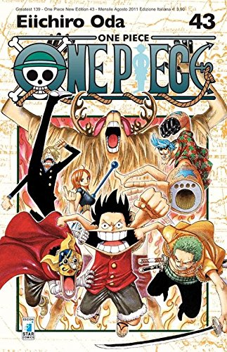 One piece. new edition: 43