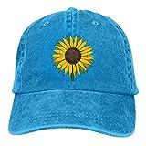bikini bag Men and Women Sunflower Clipart Vintage Jeans Baseball Cap