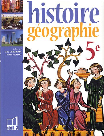 Chaudron-Knafou Histoire géographie 5e