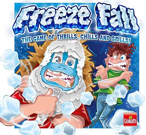 6 Freeze Herbstspiel für Kinder ab 5 Jahren, Mehrfarbig ()