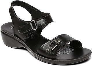 PARAGON SOLEA Women's Black Sandals