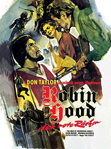 Robin Hood, der rote Rächer - Gewohnheit Kostüm