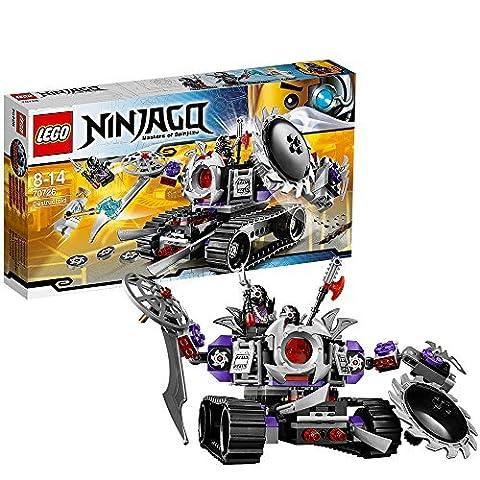 LEGO Ninjago - Playthèmes - 70726 - Jeu De Construction