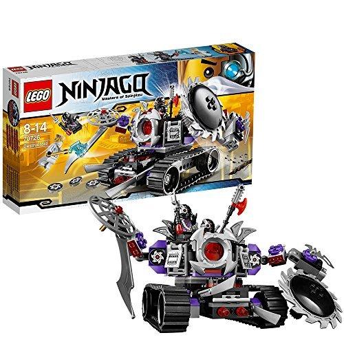 Preisvergleich Produktbild Lego Ninjago 70726 - Destructoid