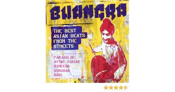 street bhangra beat Asian best from