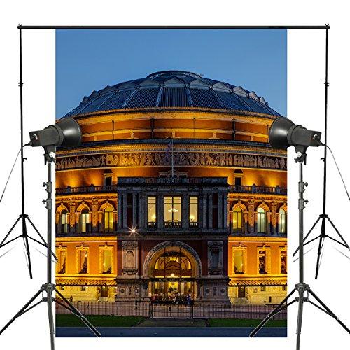 oyal Albert Hall Fotografie Hintergrund London Architektur Hintergrund Night Viem Thema Studio Hintergrund dw128 (Royal-party-thema)
