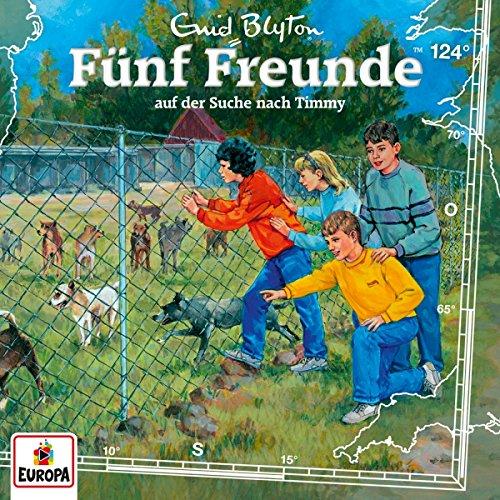 Fünf Freunde (124) Auf der Suche nach Timmy - Europa 2017