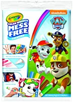 Crayola Paw Patrol Colour Wonder