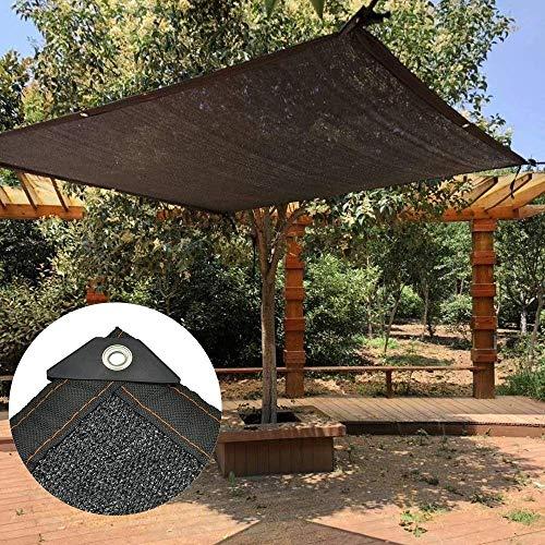 E.enjoy Malla Sombra De Red Paño Perfecto For La Protección Solar con Ojales 90{d2f2d67856e8b802698e907b13e7213b93ad0f7b00f4642108935acaf54fb46b} UV Negro For La Cubierta De La Planta Piscina De La Perrera De Greenhouse Barn Barn O Piscina (Size : 200cm x 500cm)