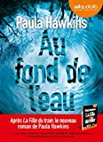 au fond de l eau livre audio 1 cd mp3