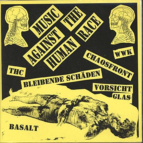 4 Rocks Gläser (Music Against The Human Race Sampler (Verschiedene Interpreten) [Vinyl Single])